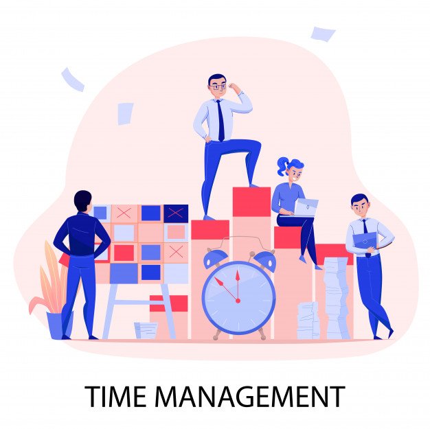 The Importance of Time Planning in the Work Environment