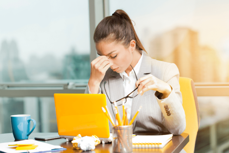 Manifestations of Stress in the Work Environment